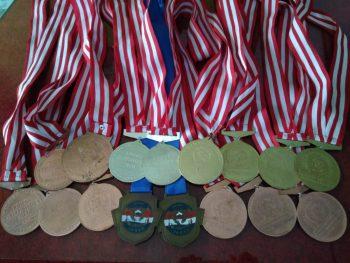 Musim Panen Medali di Bulan Januari